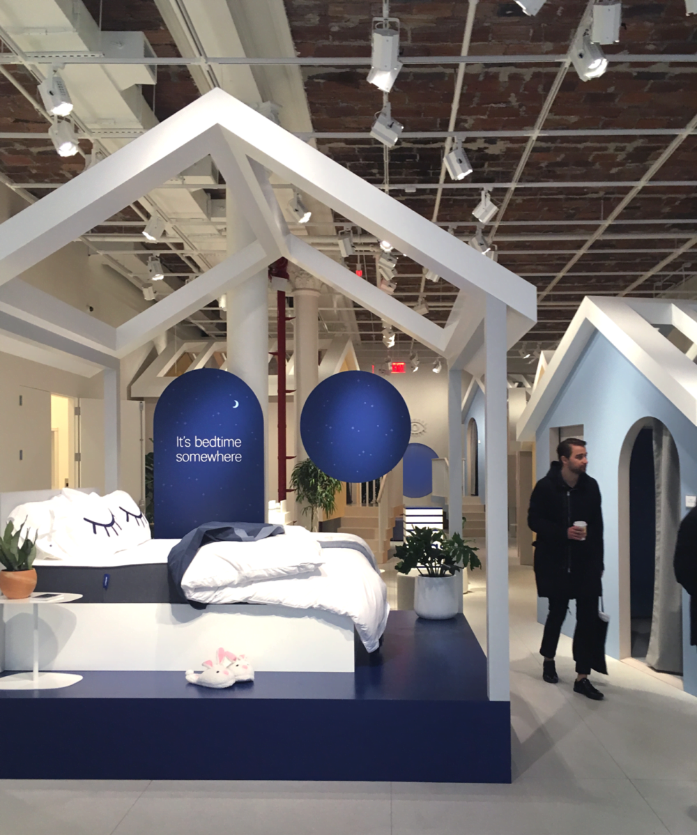 Casper Announces 1st Canadian Retail Stores As Well As Manufacturing Headquarters
