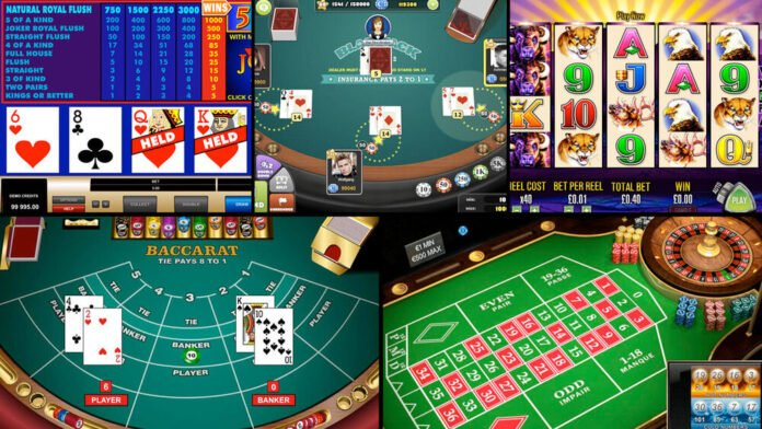 Image result for Top Casino Games