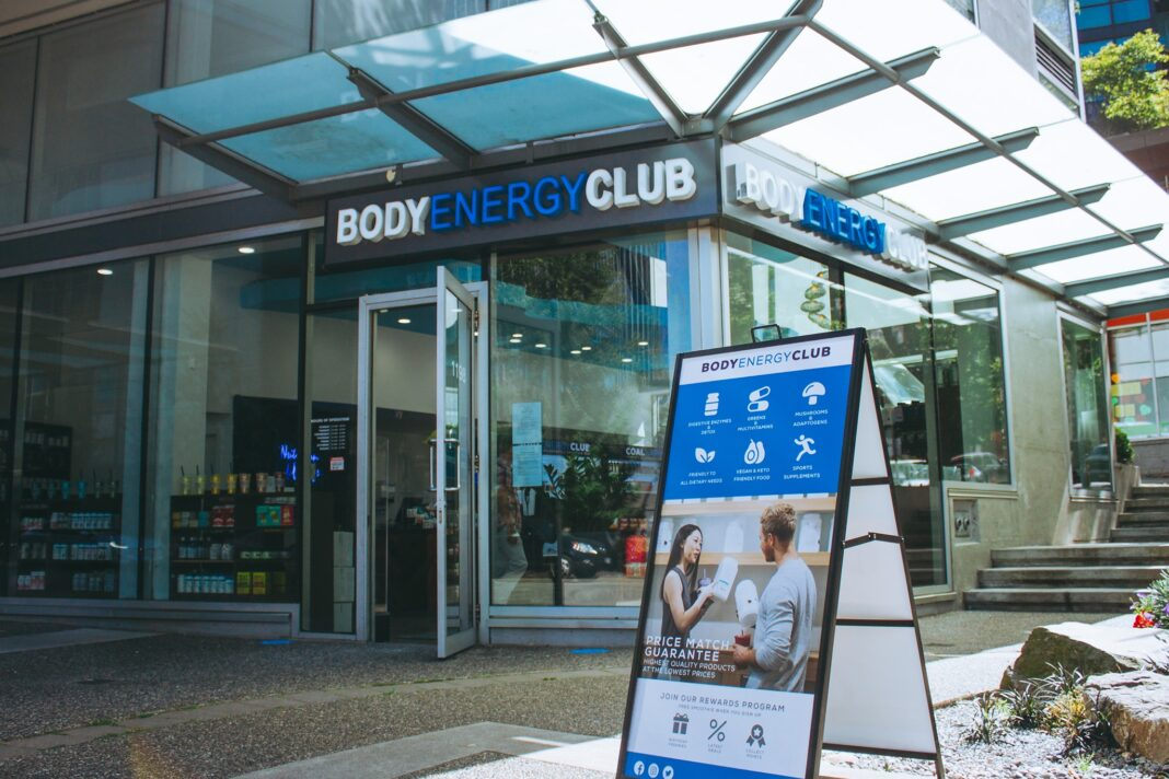 NEW BODY ENERGY CLUB LOCATION AT 1198 W PENDER, VANCOUVER. PHOTO: BODY ENERGY CLUB FACEBOOK