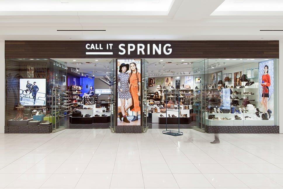 Call it Spring store. Photo: Aldo Group