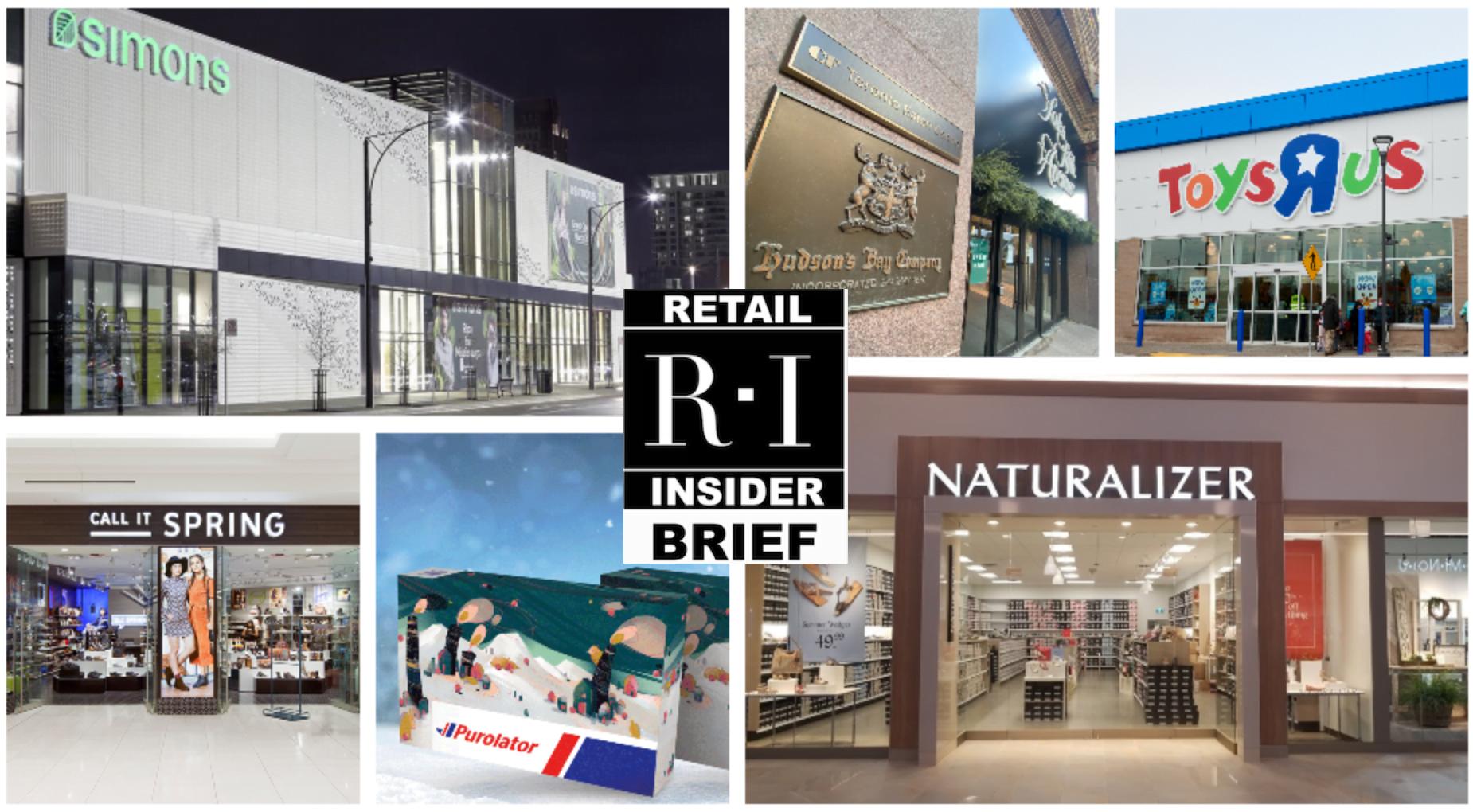 Naturalizer Shoes Shutting Stores, HBC