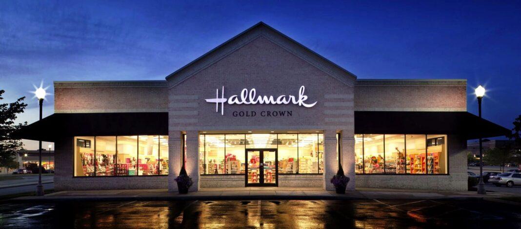 Hallmark Gold Crown Store. Photo: Hallmark
