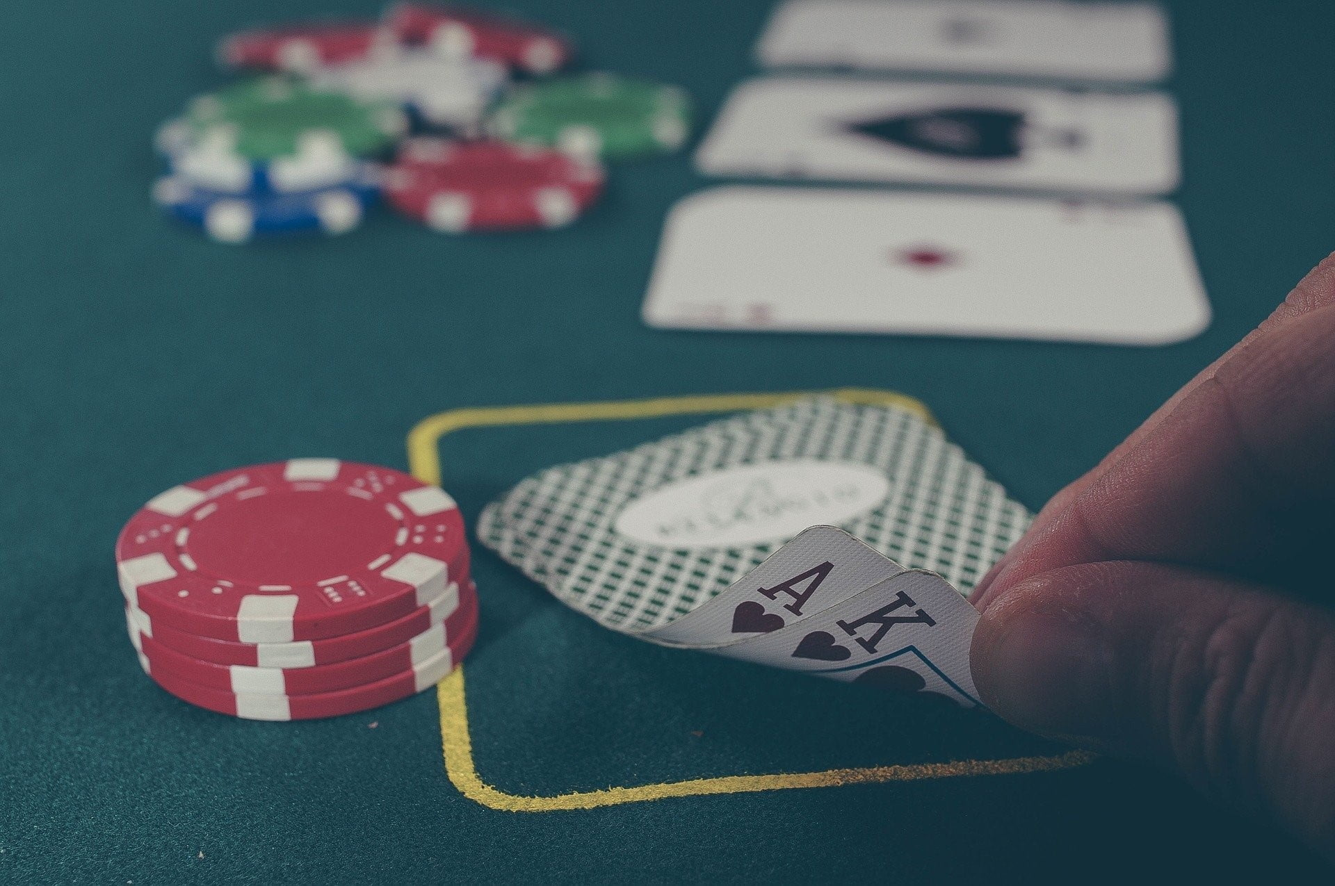 Online Casino Tips For First Time Players