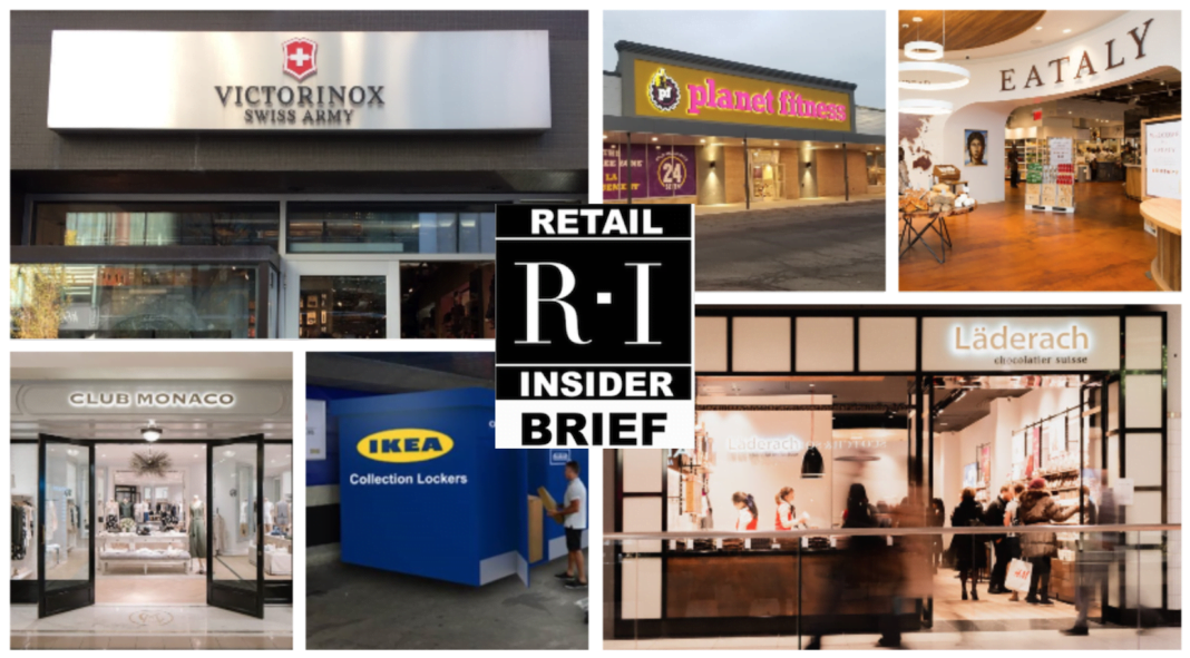 Retail Insider Brief collage