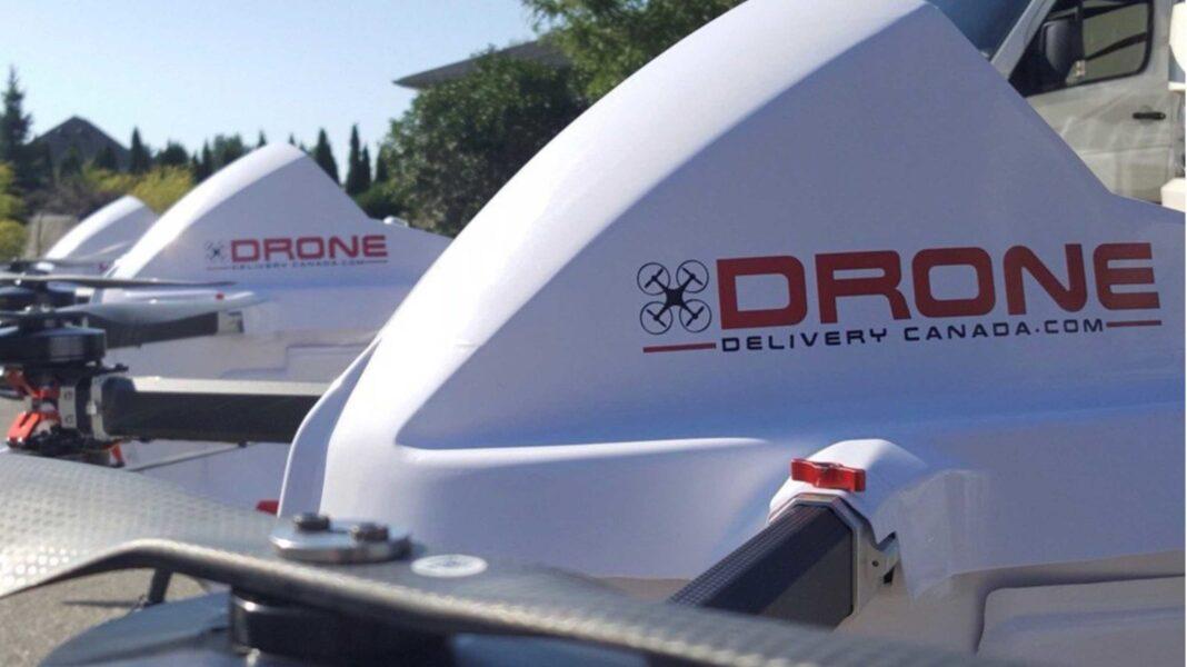 Photo: Drone Delivery Canada