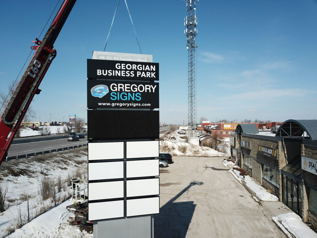 Gregory Signs