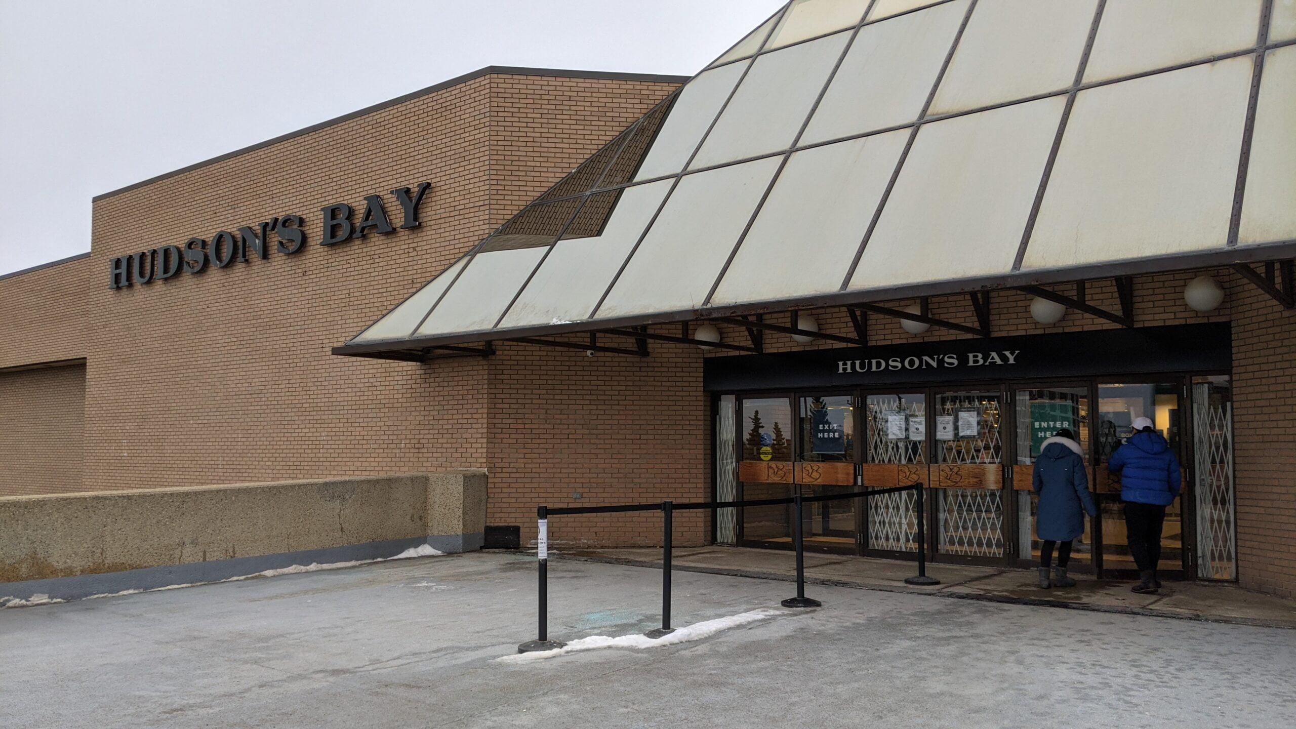 Hudsons Bay West Edmonton Mall