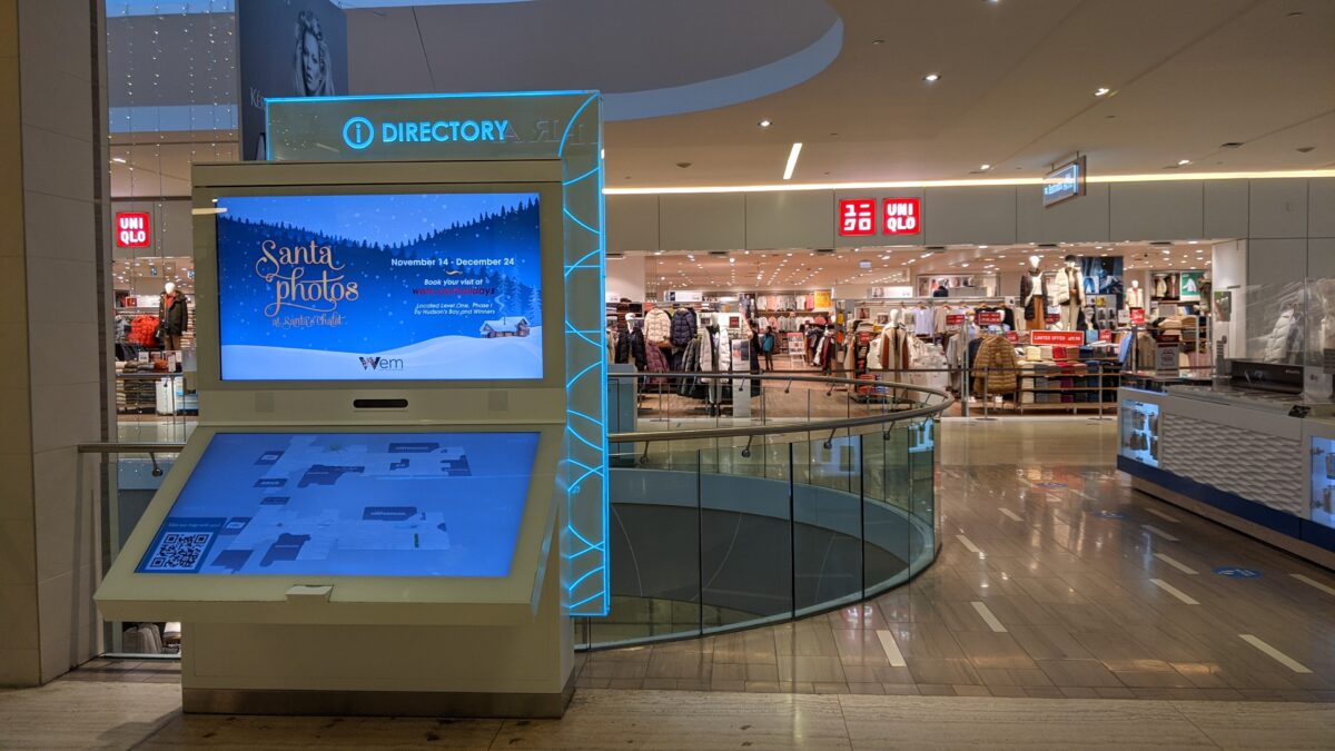 UNIQLO at West Edmonton Mall