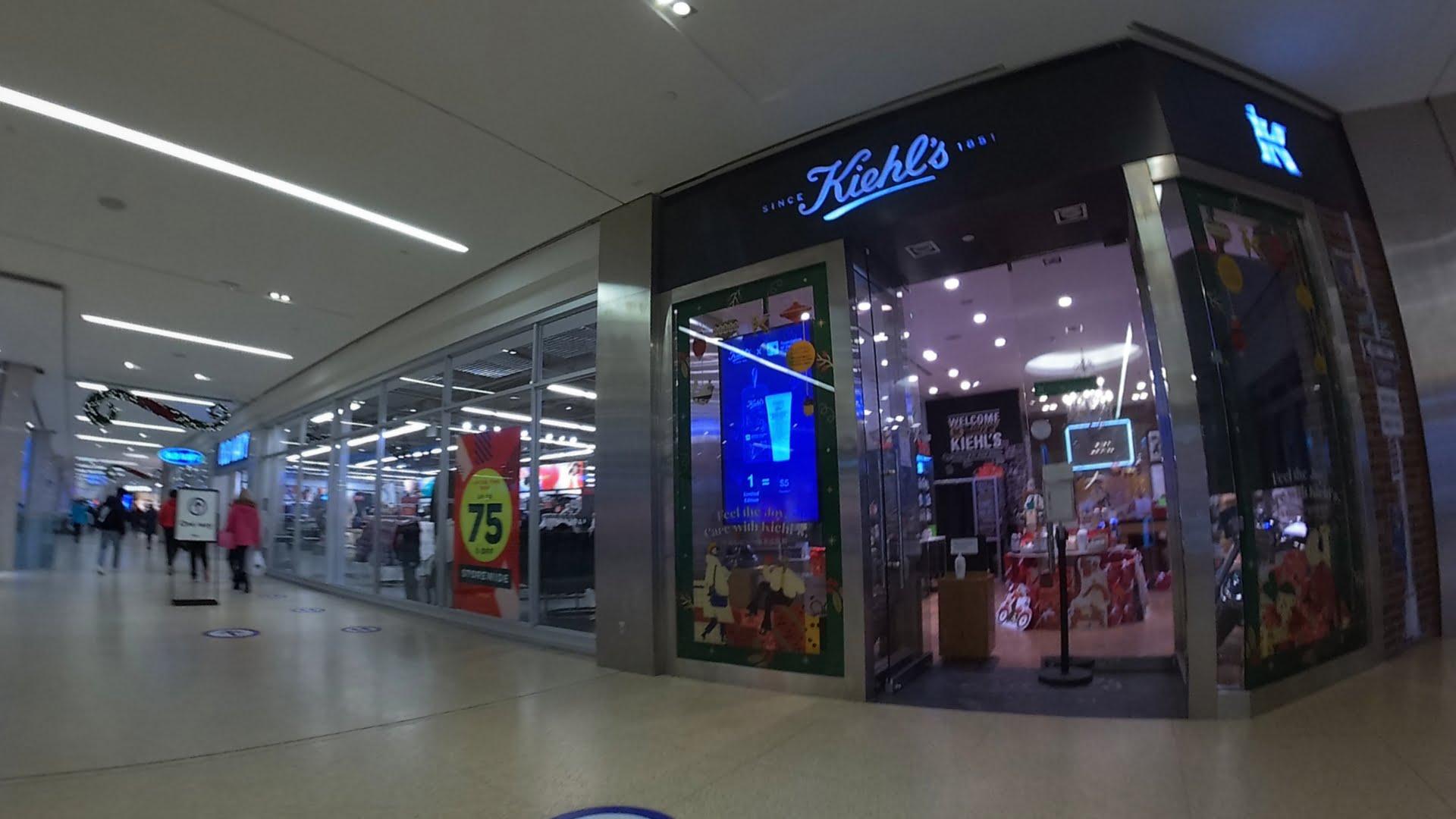 Kiehl's at West Edmonton Mall