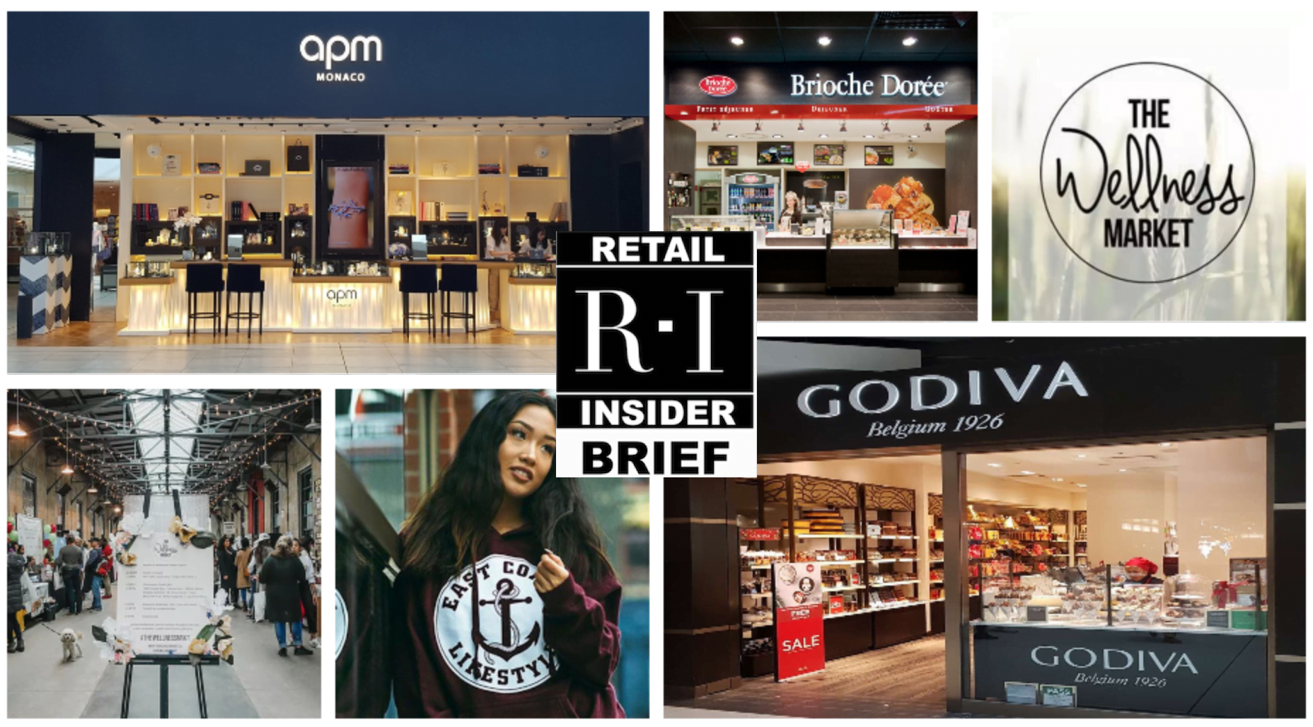 BRIEF: APM Monaco Opening 3 More Canadian Boutiques, Godiva Chocolate Shutting All Canadian Stores