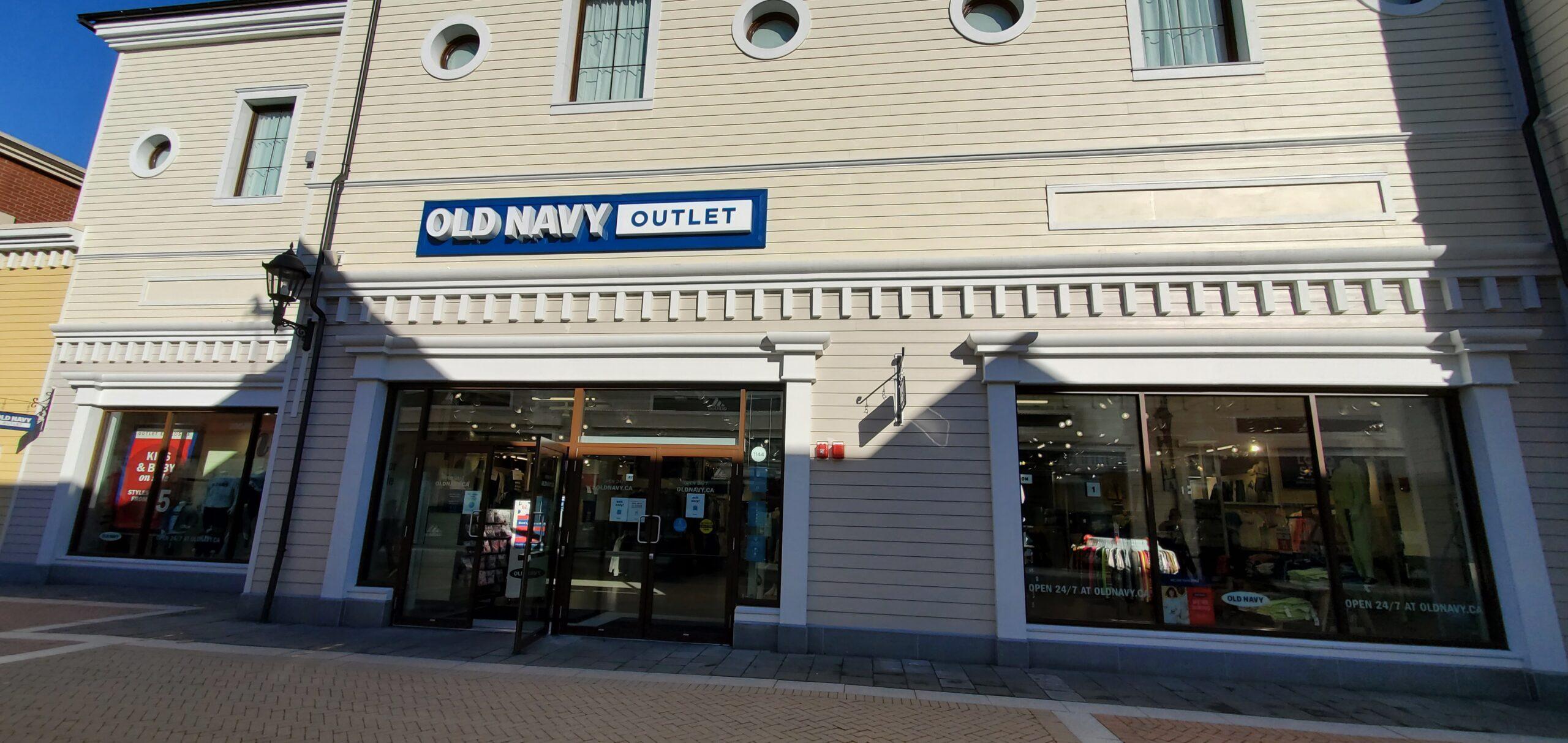 Old Navy at McArthur Glen