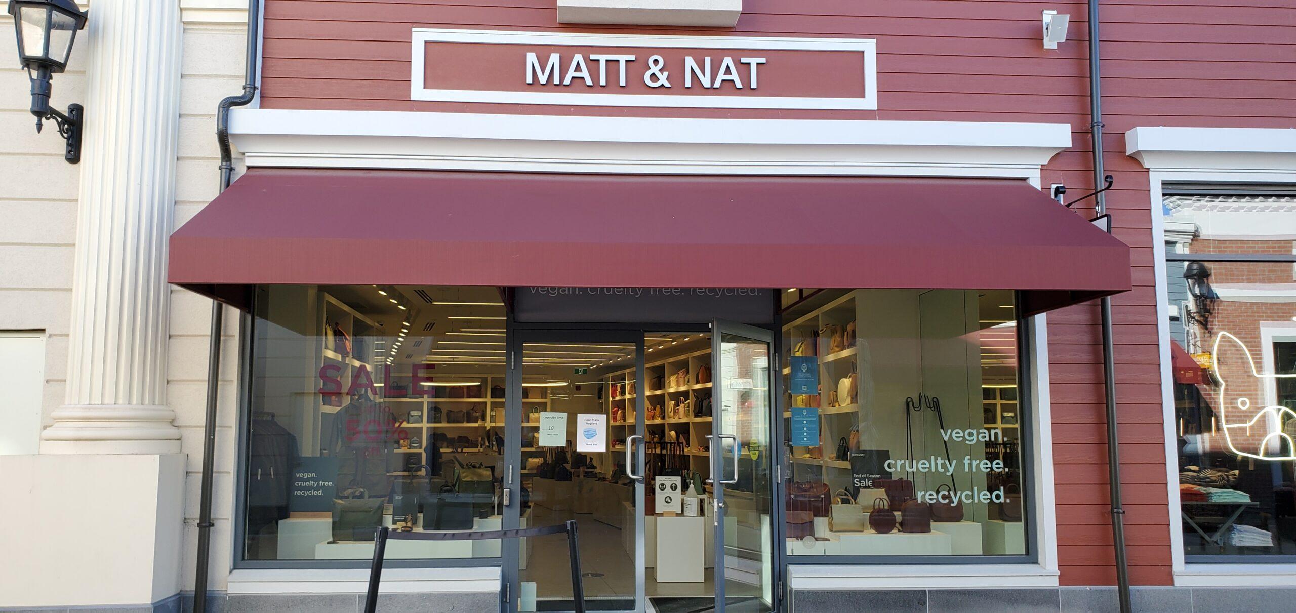 Matt & Nat at McArthur Glen
