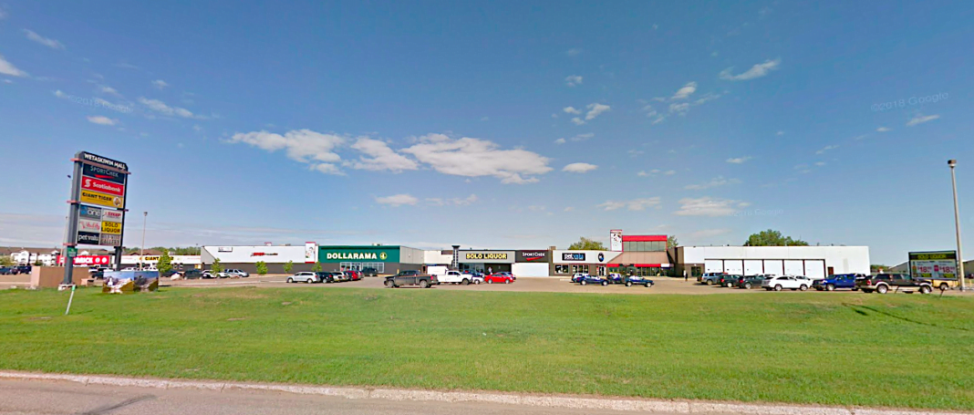 Wetaskiwin Mall. Photo: Google Images